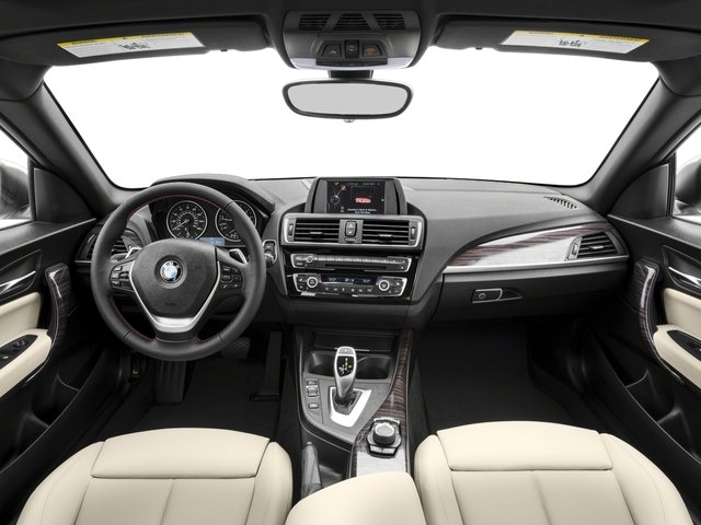 2017 BMW 2 Series Prices and Values Coupe 2D 230xi AWD I4 Turbo full dashboard
