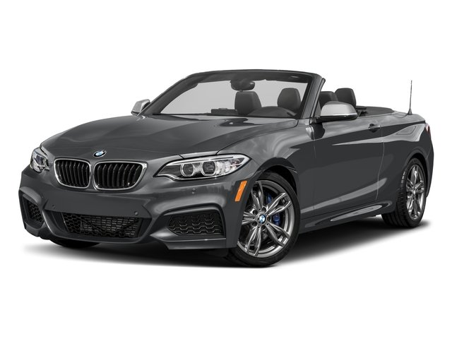 2017 Bmw 2 Series Base Price M240i Convertible Pricing Side Front View
