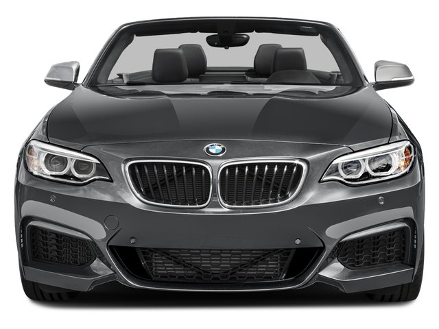 2017 BMW 2 Series Prices and Values Convertible 2D M240xi AWD I6 Turbo front view