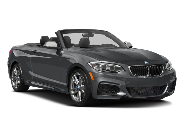 2017 BMW 2 Series Prices and Values Convertible 2D M240xi AWD I6 Turbo side front view