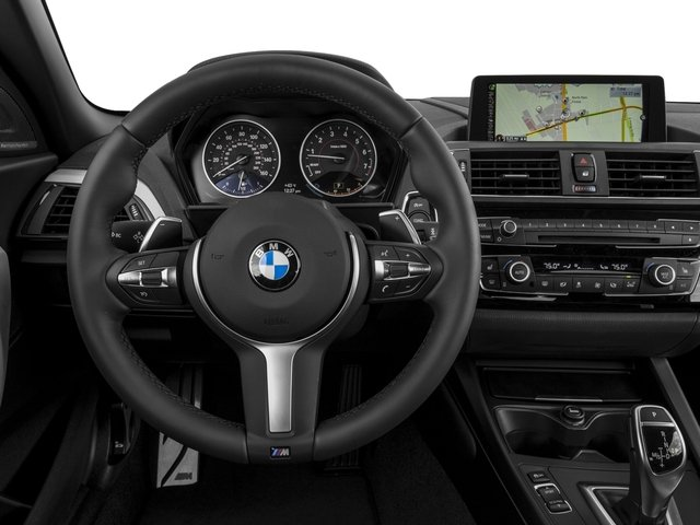 2017 BMW 2 Series Prices and Values Convertible 2D M240xi AWD I6 Turbo driver's dashboard