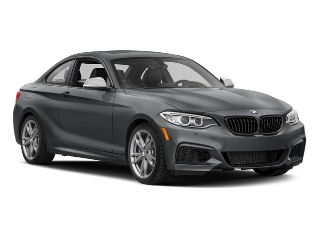 2017 BMW 2 Series Prices and Values Coupe 2D M240xi AWD I6 Turbo side front view