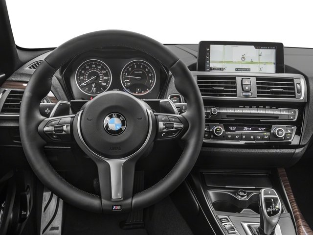 2017 BMW 2 Series Prices and Values Coupe 2D M240xi AWD I6 Turbo driver's dashboard