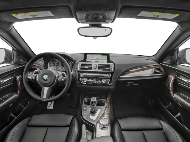 2017 BMW 2 Series Prices and Values Coupe 2D M240xi AWD I6 Turbo full dashboard