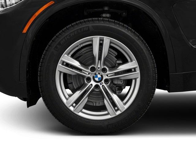2017 BMW X5 Pictures X5 Utility 4D 35d AWD I6 T-Diesel photos wheel