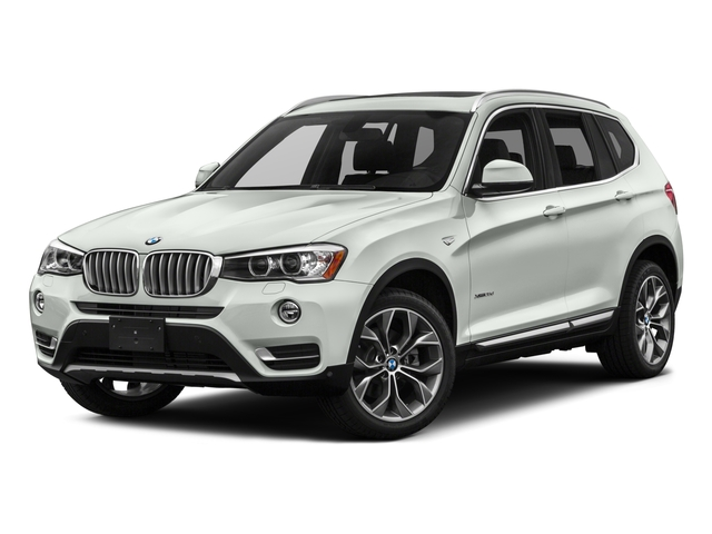 2017 BMW X3 Prices and Values Utility 4D 28d AWD I4 T-Diesel