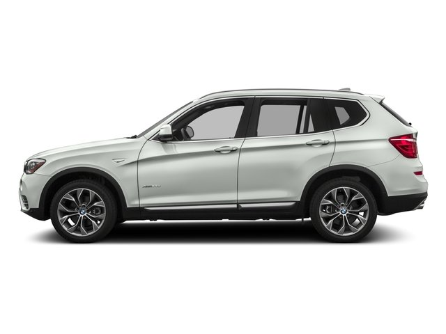 2017 BMW X3 Prices and Values Utility 4D 28d AWD I4 T-Diesel side view