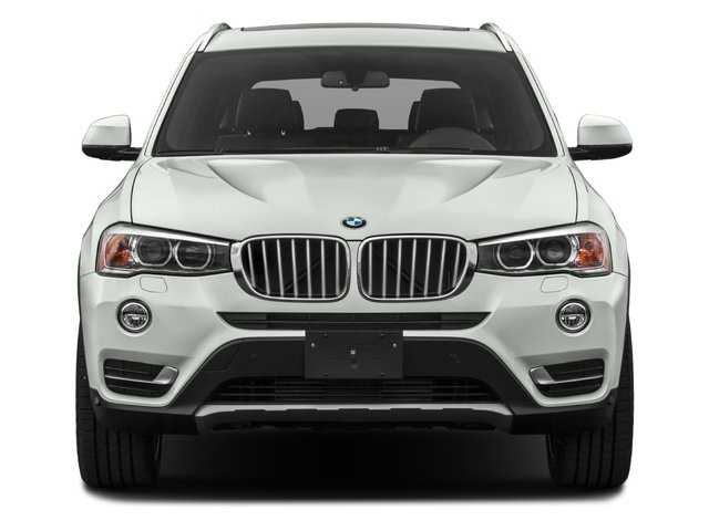 2017 BMW X3 Prices and Values Utility 4D 28d AWD I4 T-Diesel front view