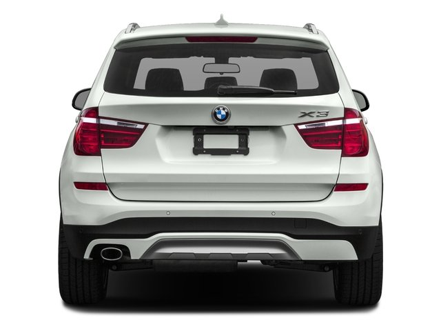 2017 BMW X3 Prices and Values Utility 4D 28d AWD I4 T-Diesel rear view