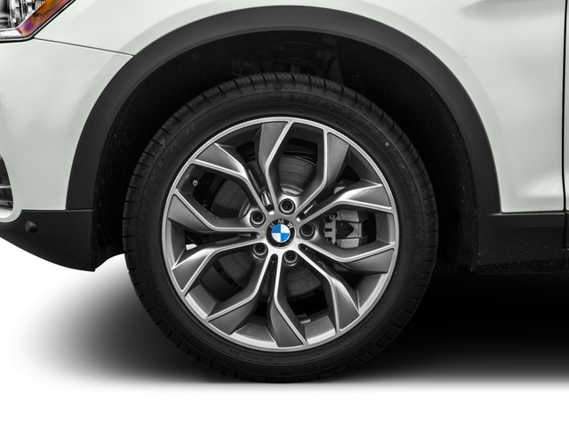 2017 BMW X3 Prices and Values Utility 4D 28d AWD I4 T-Diesel wheel