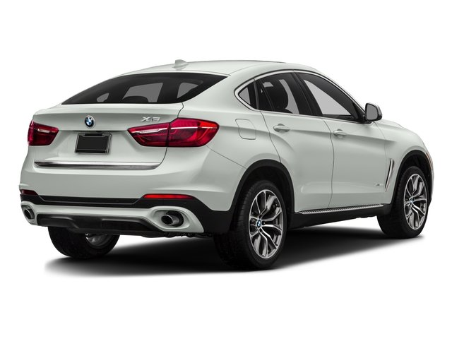 2017 BMW X6 Pictures X6 Utility 4D sDrive35i 2WD I6 Turbo photos side rear view