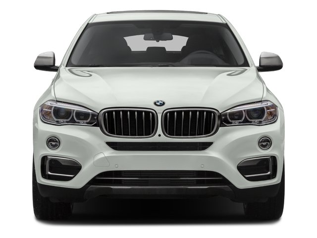 2017 BMW X6 Pictures X6 Utility 4D sDrive35i 2WD I6 Turbo photos front view