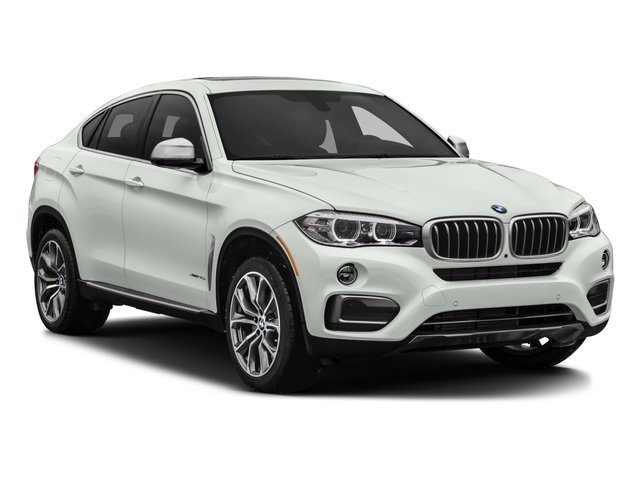 2017 BMW X6 Pictures X6 Utility 4D sDrive35i 2WD I6 Turbo photos side front view