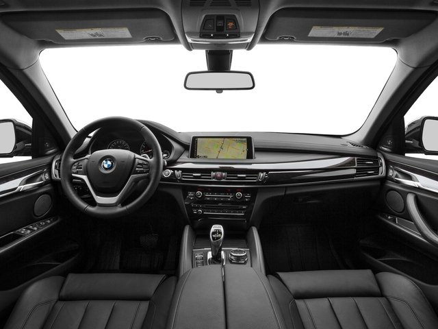 2017 BMW X6 Pictures X6 Utility 4D sDrive35i 2WD I6 Turbo photos full dashboard