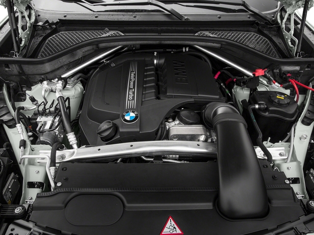 2017 BMW X6 Pictures SDrive35i Sports Activity Coupe Photos Engine