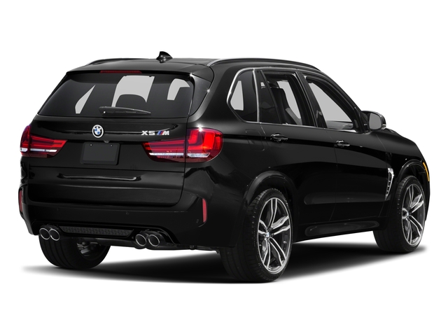 2017 BMW X5 M Prices and Values Utility 4D M AWD V8 Turbo side rear view