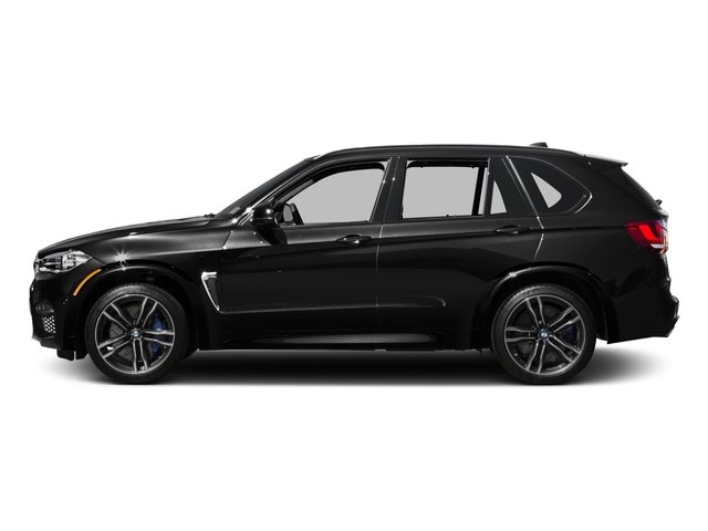2017 BMW X5 M Prices and Values Utility 4D M AWD V8 Turbo side view