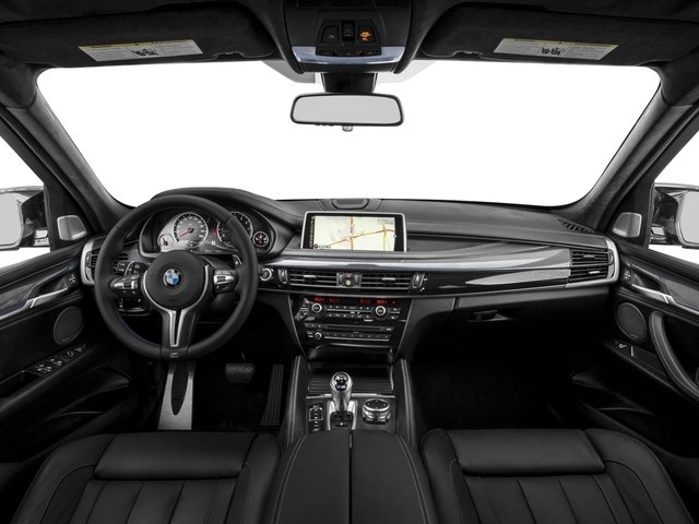2017 BMW X5 M Prices and Values Utility 4D M AWD V8 Turbo full dashboard