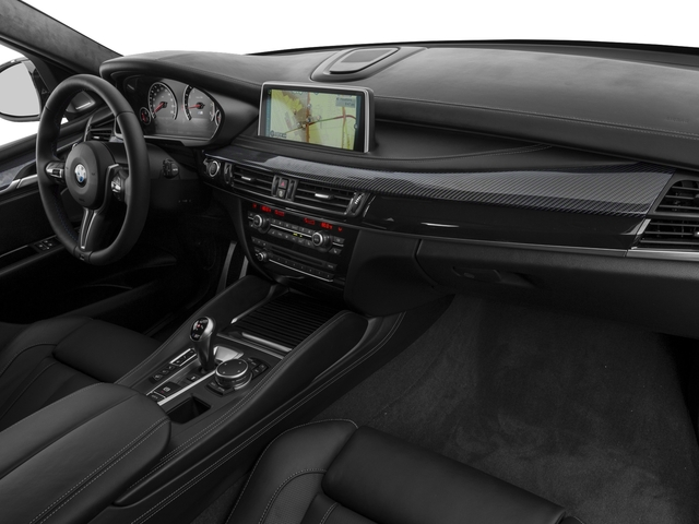 2017 BMW X5 M Prices and Values Utility 4D M AWD V8 Turbo passenger's dashboard