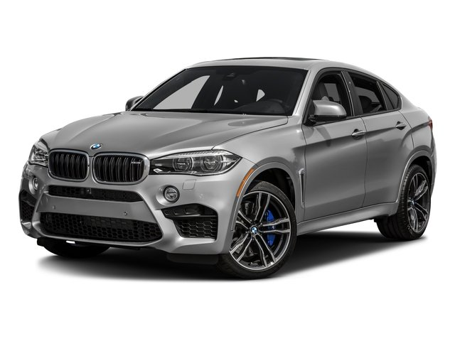 2017 BMW X6 M Prices and Values Utility 4D M AWD V8 Turbo side front view