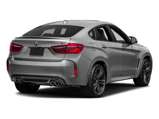 2017 BMW X6 M Prices and Values Utility 4D M AWD V8 Turbo side rear view