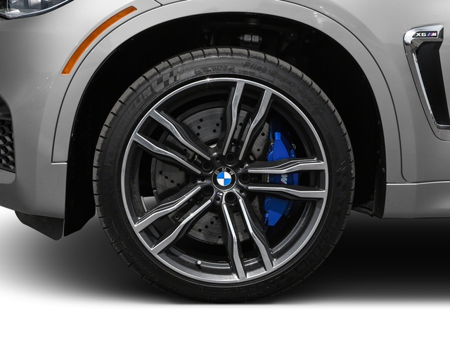 2017 BMW X6 M Prices and Values Utility 4D M AWD V8 Turbo wheel