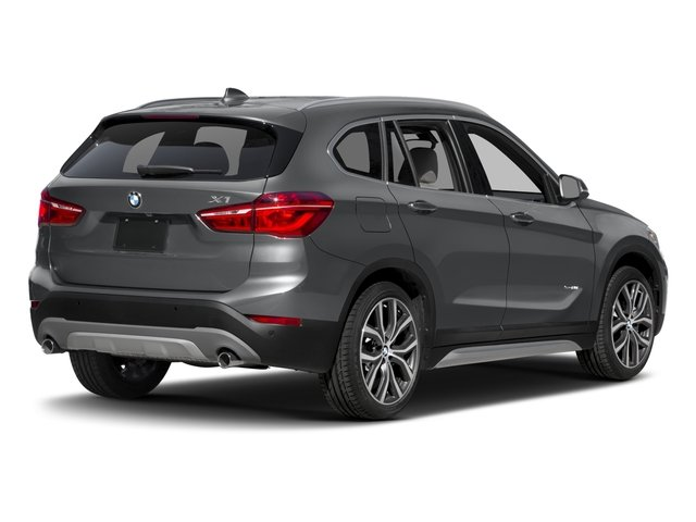 2017 BMW X1 Prices and Values Utility 4D 28i 2WD I4 Turbo side rear view
