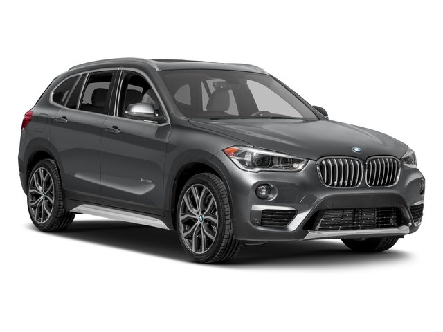 2017 BMW X1 Prices and Values Utility 4D 28i 2WD I4 Turbo side front view