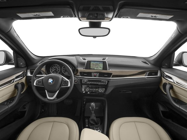 2017 BMW X1 Prices and Values Utility 4D 28i 2WD I4 Turbo full dashboard