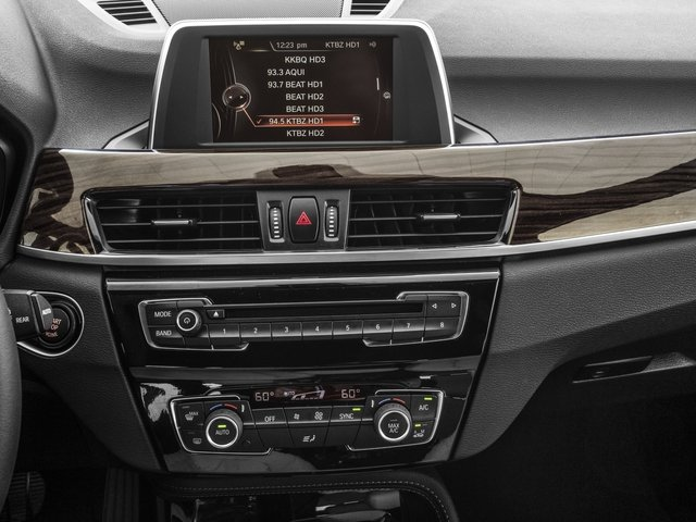2017 BMW X1 Prices and Values Utility 4D 28i 2WD I4 Turbo stereo system