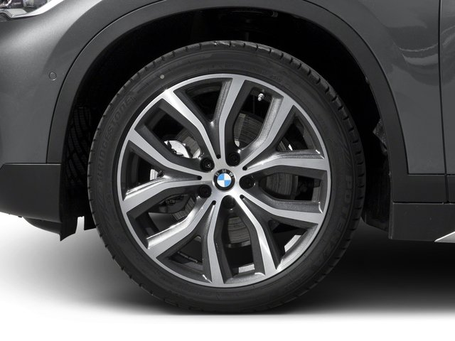 2017 BMW X1 Prices and Values Utility 4D 28i 2WD I4 Turbo wheel