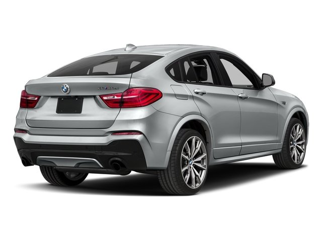 2017 BMW X4 Pictures X4 Utility 4D 28i AWD I4 Turbo photos side rear view