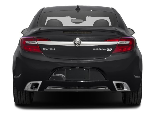 2017 Buick Regal Base Price 4dr Sdn GS AWD Pricing rear view