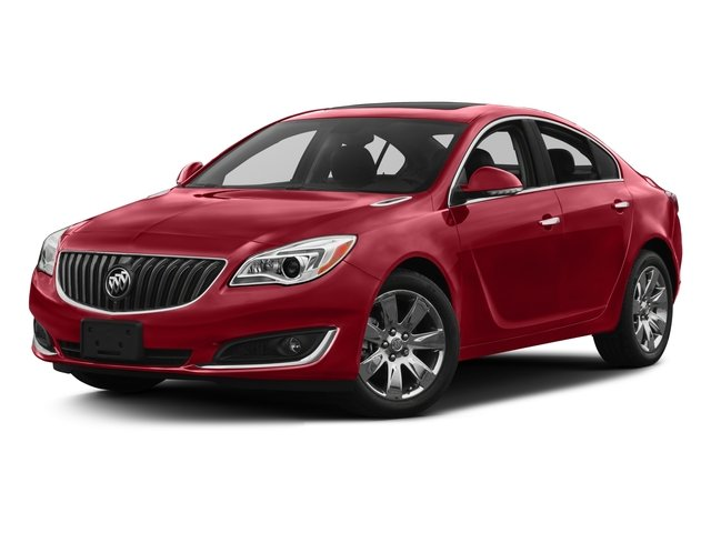 2017 Buick Regal Prices and Values Sedan 4D Premium II AWD I4 Turbo