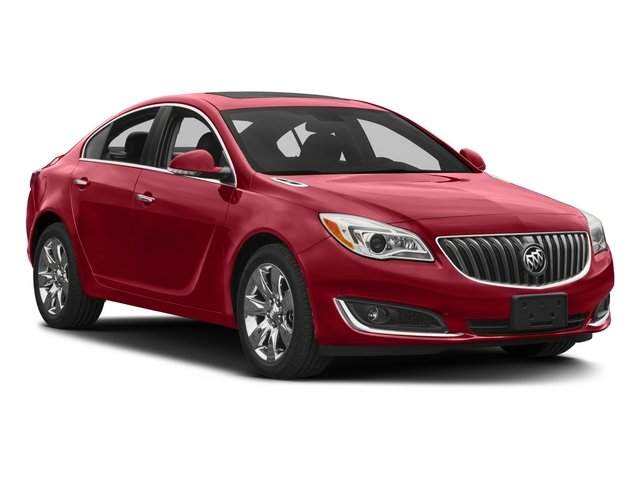 2017 Buick Regal Prices and Values Sedan 4D Premium II AWD I4 Turbo side front view
