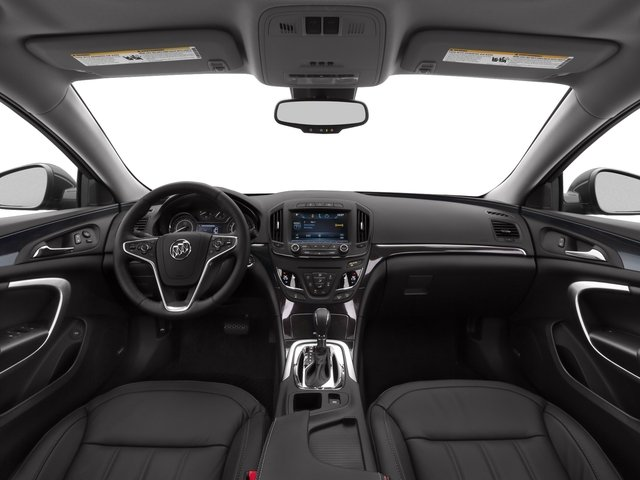 2017 Buick Regal Prices and Values Sedan 4D Premium II AWD I4 Turbo full dashboard