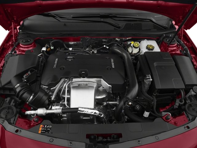 2017 Buick Regal Prices and Values Sedan 4D Premium II AWD I4 Turbo engine