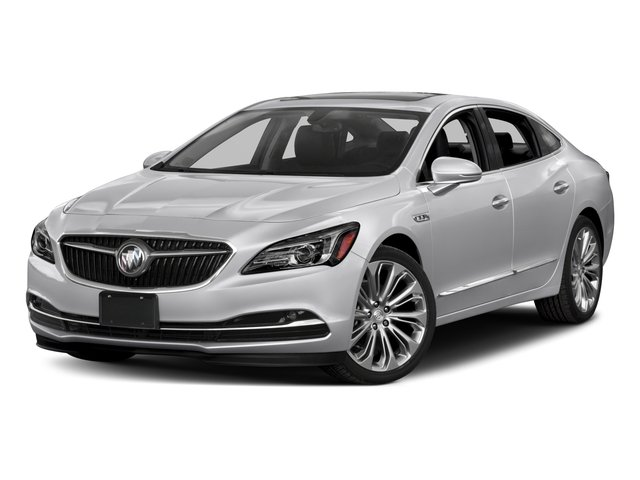 2017 Buick LaCrosse Prices and Values Sedan 4D Preferred V6