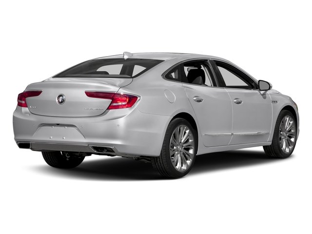 2017 Buick LaCrosse Prices and Values Sedan 4D Preferred V6 side rear view