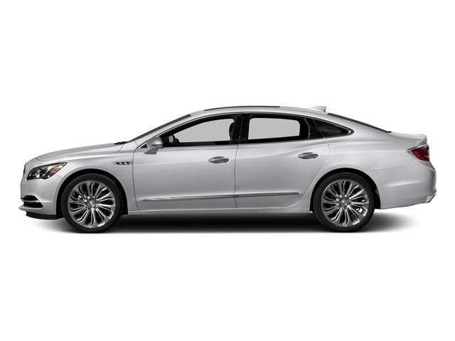 2017 Buick LaCrosse Prices and Values Sedan 4D Preferred V6 side view