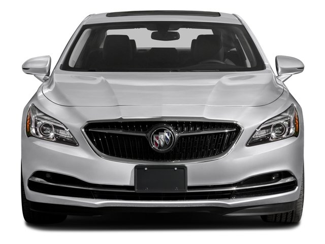 2017 Buick LaCrosse Prices and Values Sedan 4D Preferred V6 front view