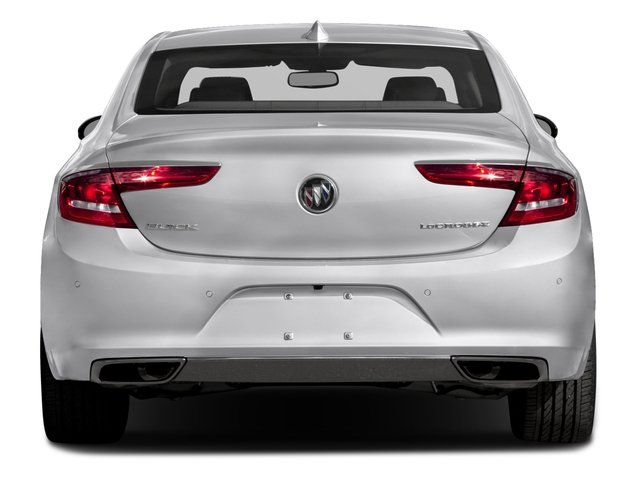 2017 Buick LaCrosse Prices and Values Sedan 4D Preferred V6 rear view