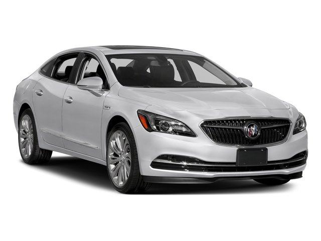 2017 Buick LaCrosse Prices and Values Sedan 4D Preferred V6 side front view