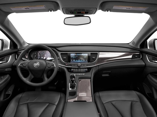 2017 Buick LaCrosse Base Price 4dr Sdn Essence FWD Pricing full dashboard