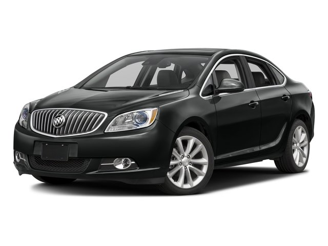 2017 Buick Verano Base Price 4dr Sdn Sport Touring Pricing side front view