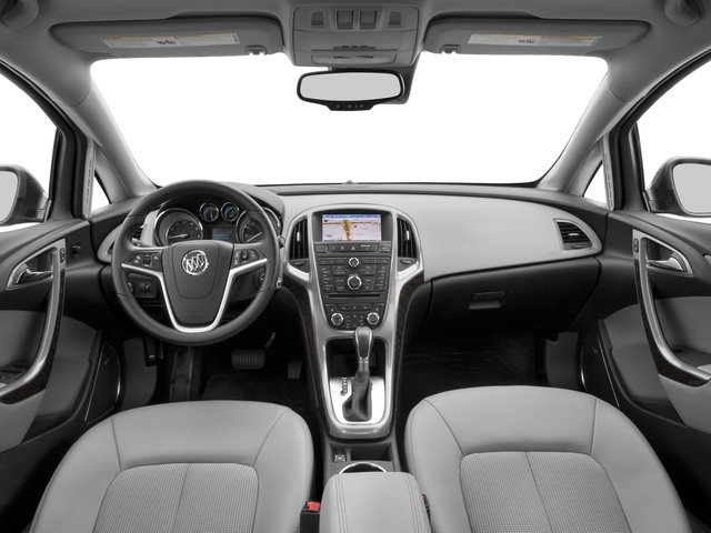 2017 Buick Verano Base Price 4dr Sdn Sport Touring Pricing full dashboard
