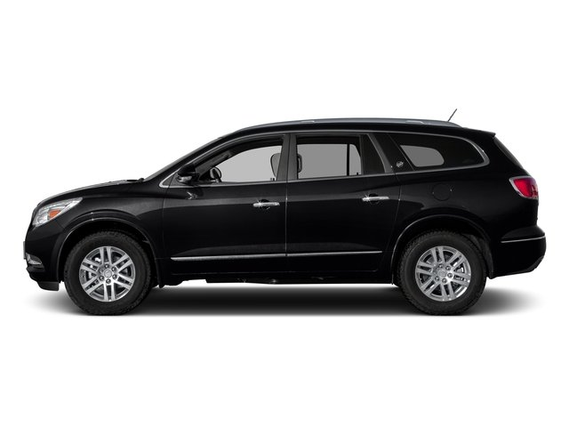 2017 Buick Enclave Pictures Enclave Utility 4D Premium 2WD V6 photos side view