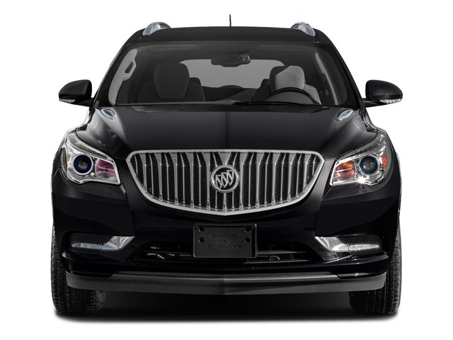 2017 Buick Enclave Base Price FWD 4dr Convenience Pricing front view