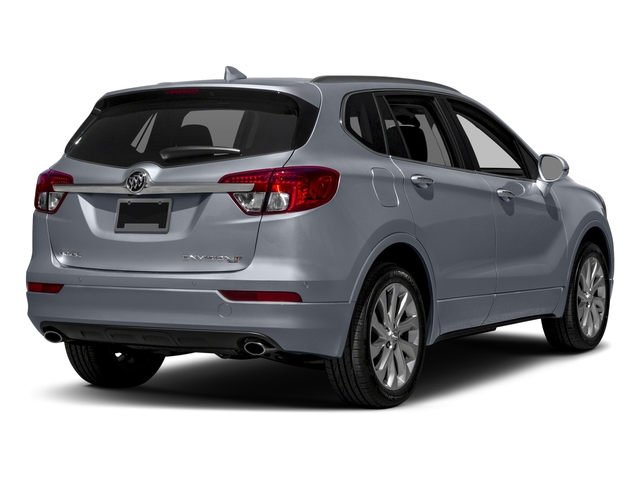 2017 Buick Envision Pictures Envision FWD 4dr photos side rear view