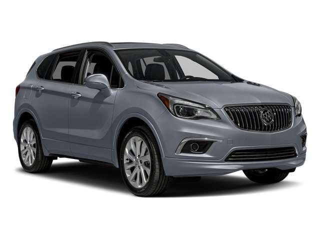 2017 Buick Envision Prices and Values Utility 4D 1SV 2WD I4 side front view